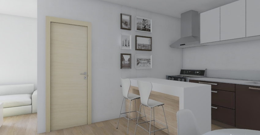 BAJIN STAN Interior Design Render