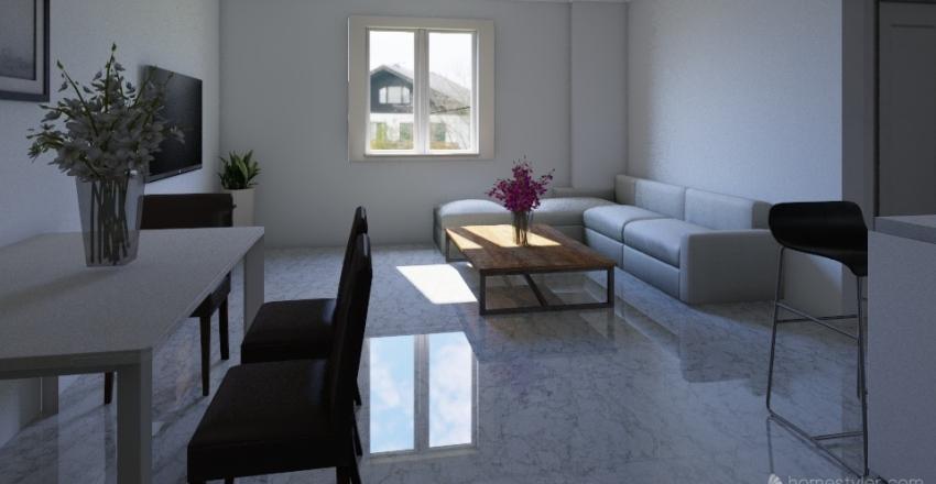 BoikenHo Interior Design Render
