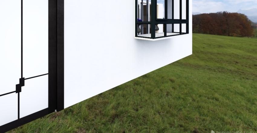 Country home 1 Interior Design Render