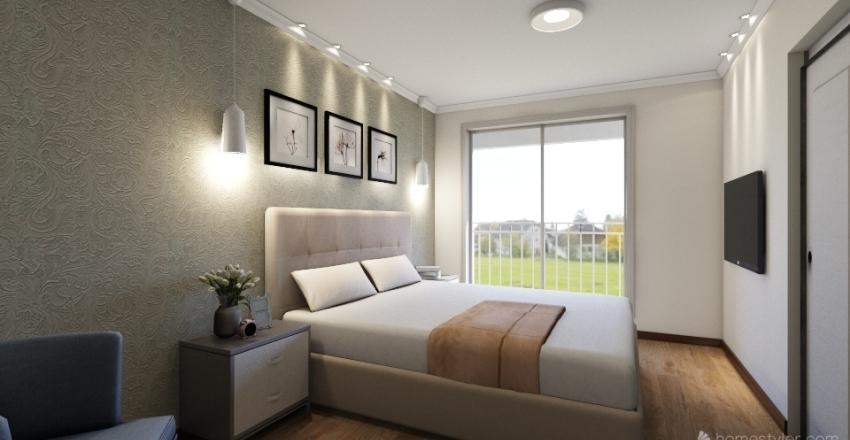 2 andar Interior Design Render