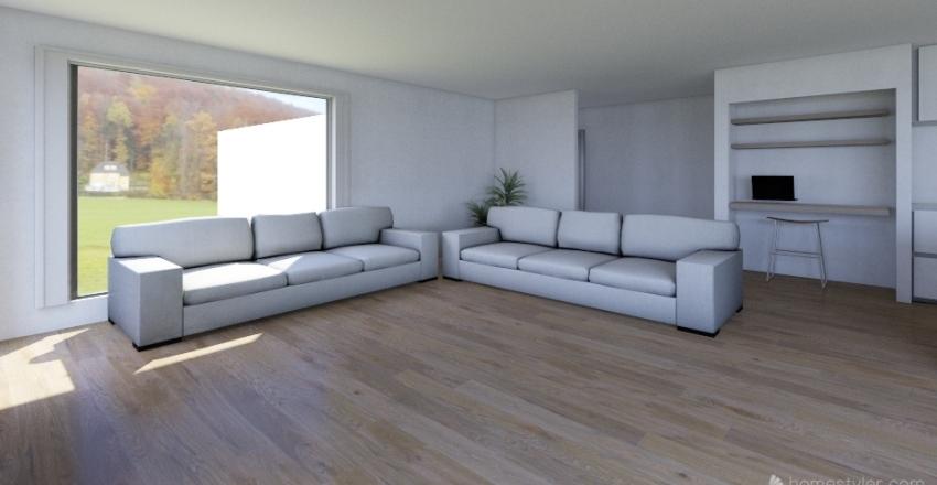 Taylor Pass Interior Design Render