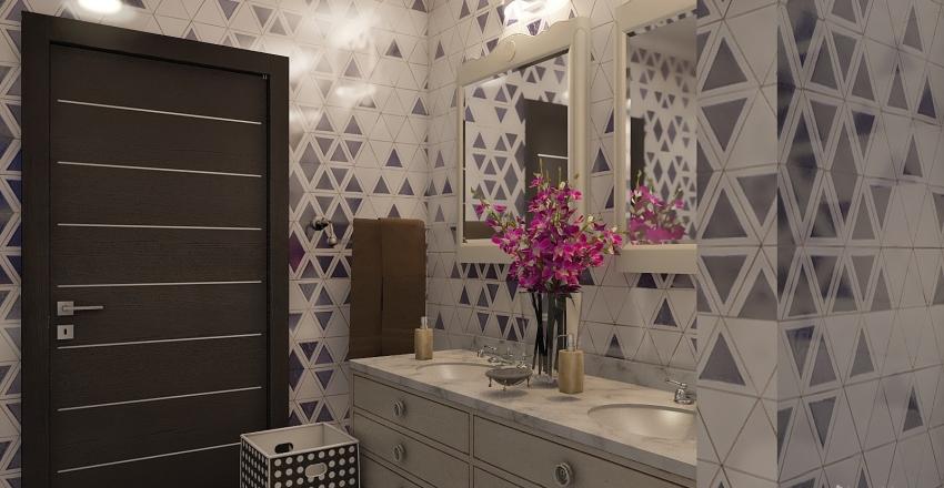 bathmodel Interior Design Render