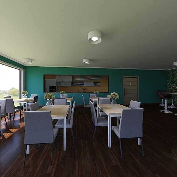 Includere Interior Design Render