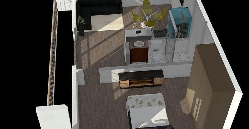 Ape Mateus Interior Design Render