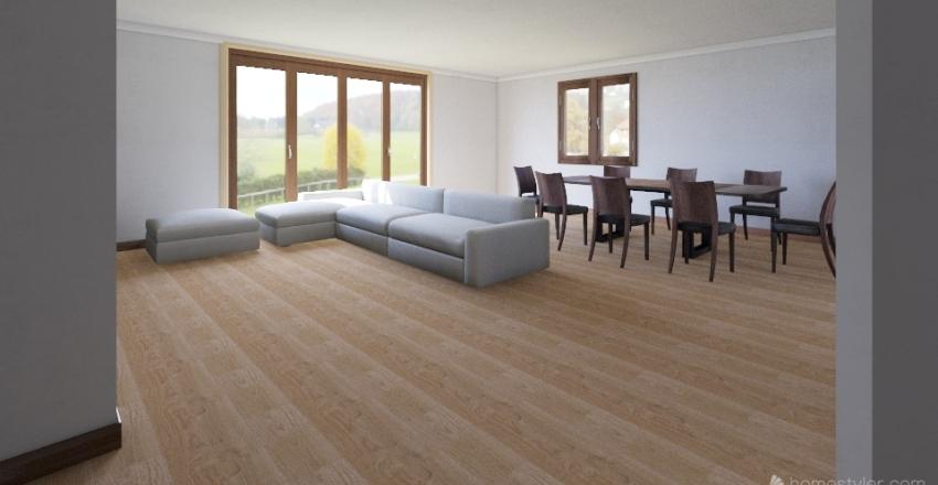 Sielanka Interior Design Render