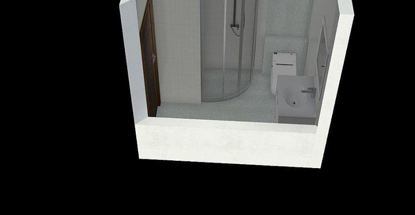 2nd piso Interior Design Render