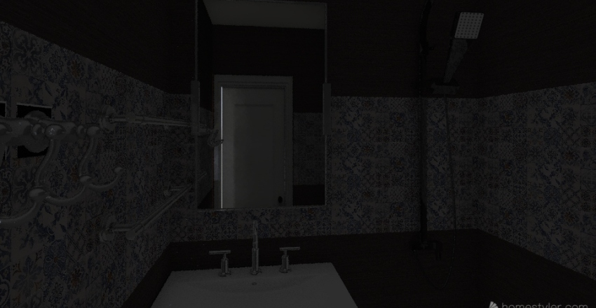 SobolevHome 2 Interior Design Render