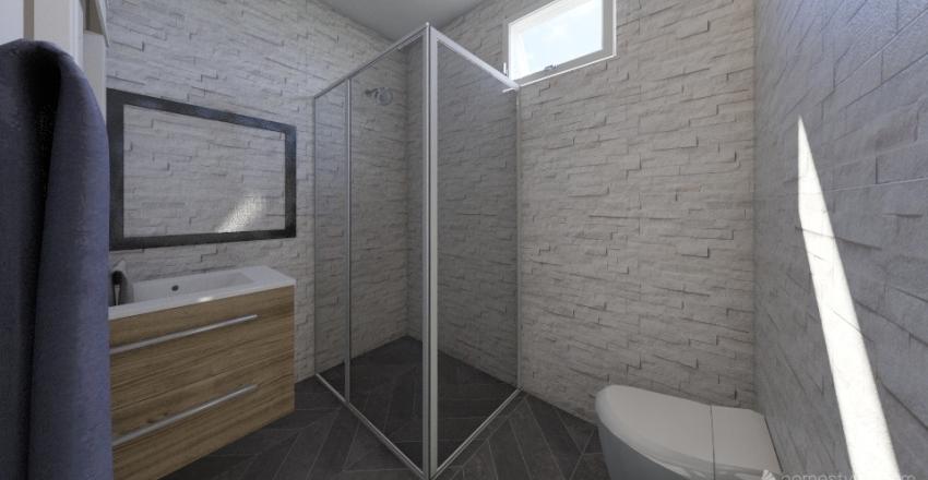 Bagno piccolo 2 3p Interior Design Render