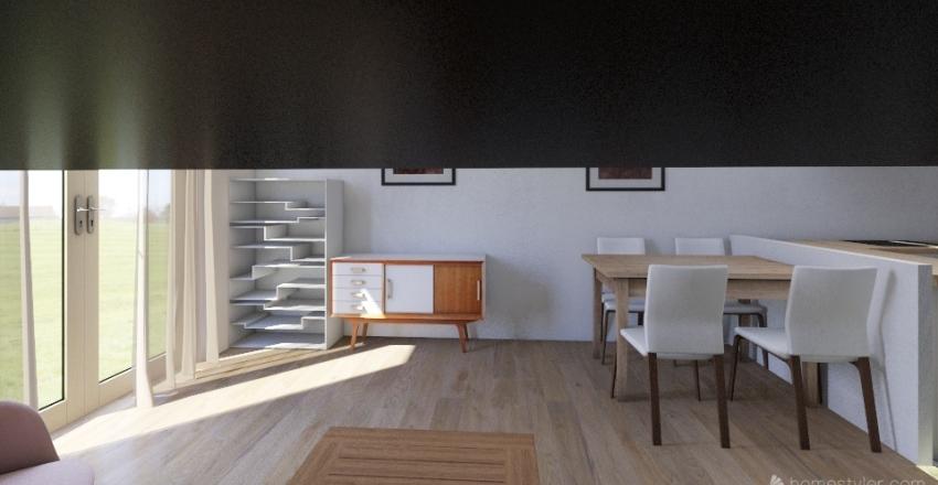 wyposazenie Interior Design Render