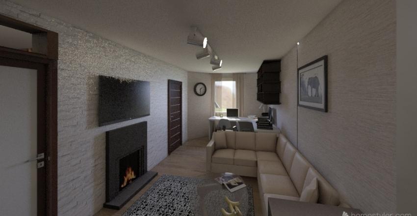 Hata 106_2 Interior Design Render