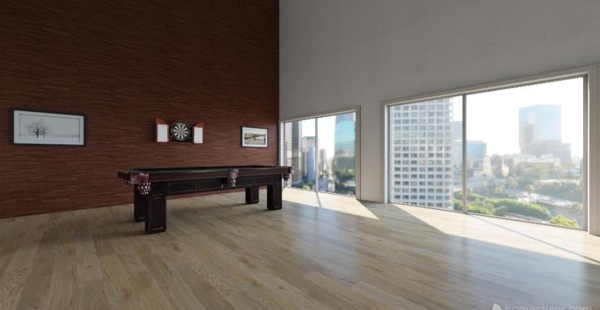 calis Interior Design Render