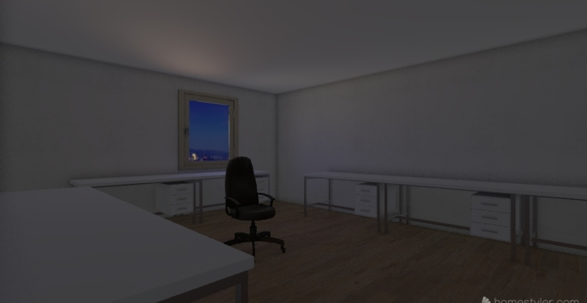kancl Interior Design Render