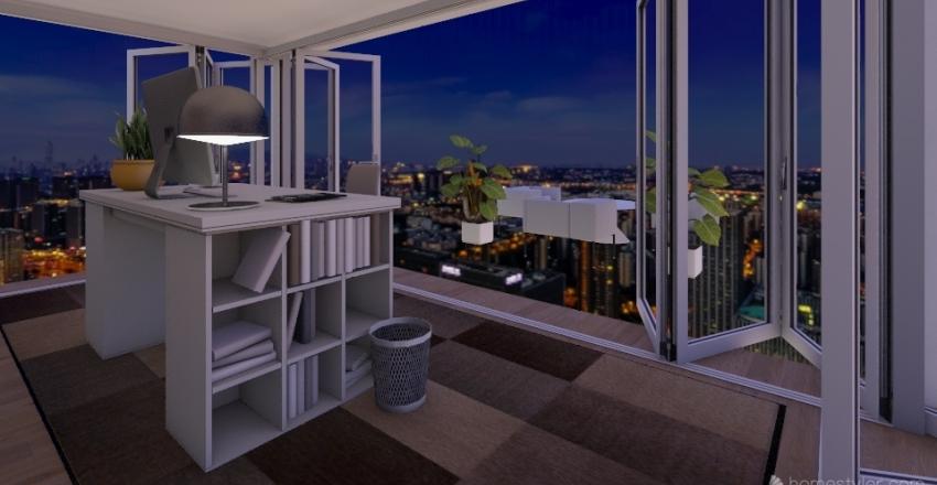 My Home 3- 1202 Interior Design Render