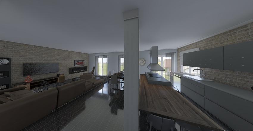 2st style Interior Design Render