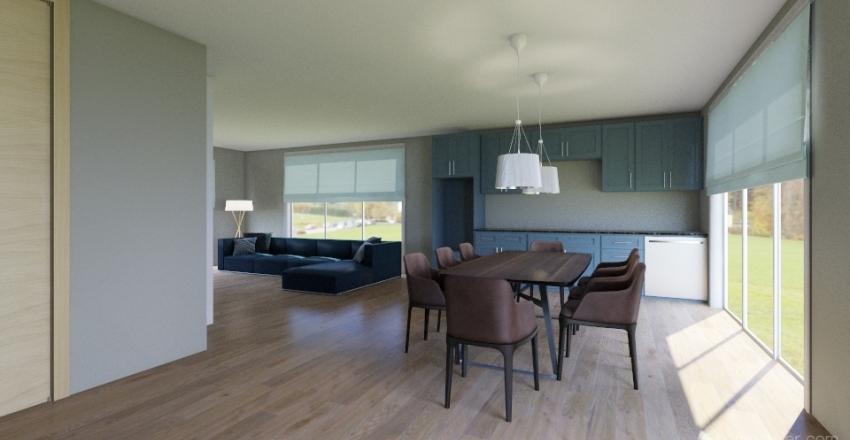 HS2018 Interior Design Render