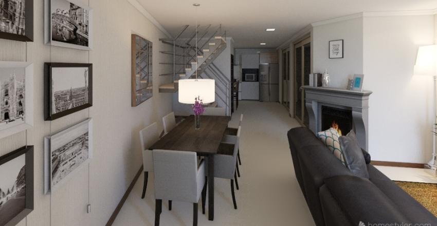 casua Interior Design Render