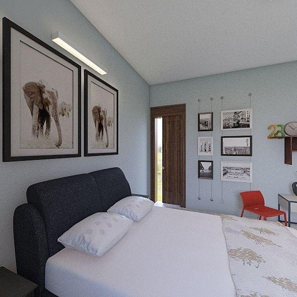 Our Room Interior Design Render