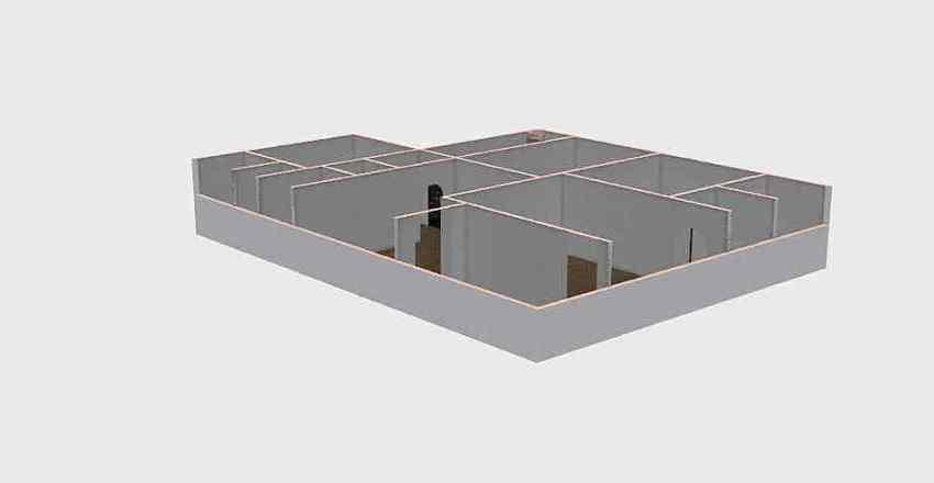 حخ98 Interior Design Render