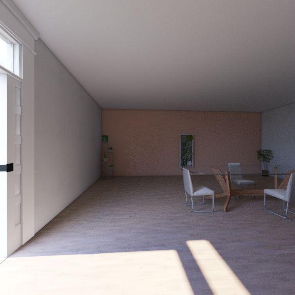hazel's bedroom Interior Design Render