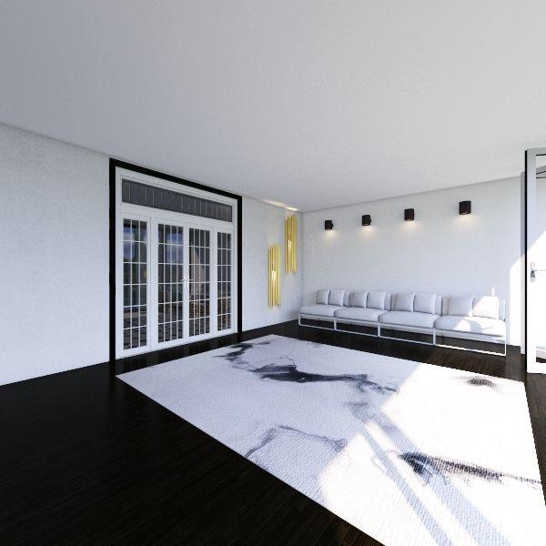 Jax Spa/Salon Interior Design Render
