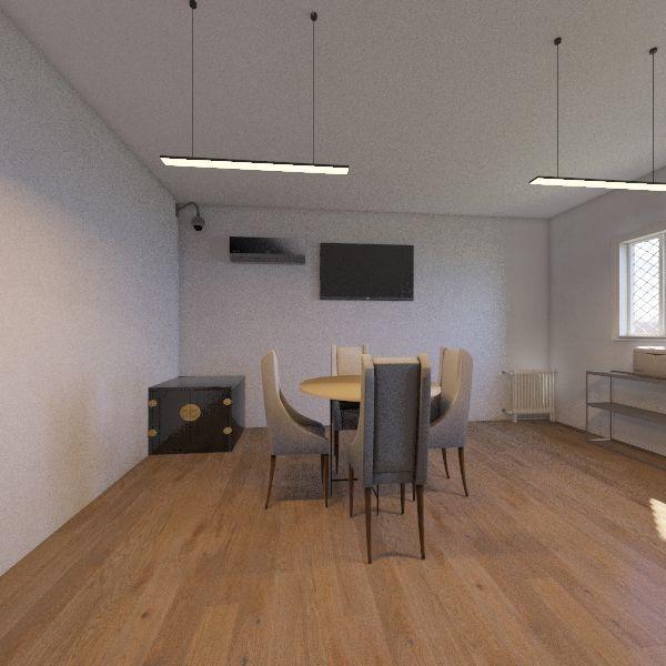 Espace maintenance Interior Design Render