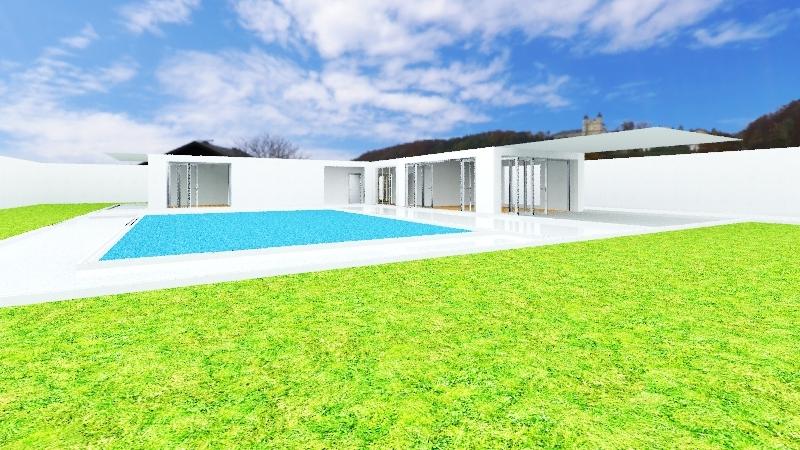 Casa de Santana 2 Interior Design Render