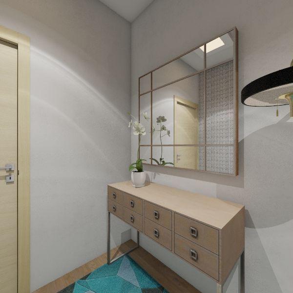 Living Room Challenge 1. Interior Design Render