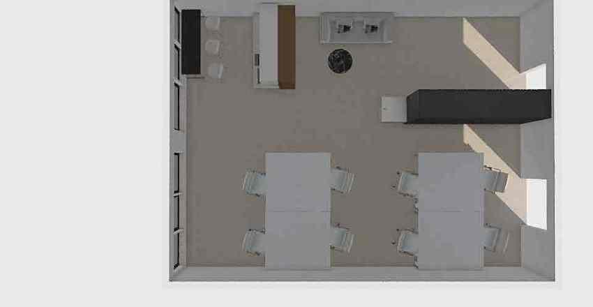 Cheboklsary Interior Design Render