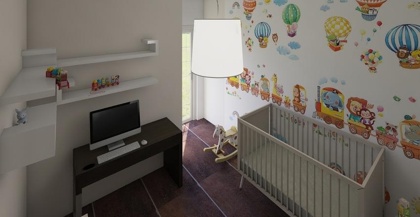 camera_piccolì Interior Design Render