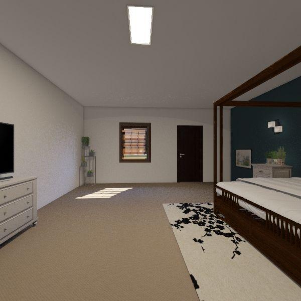 Chloee Adams Dream room Interior Design Render