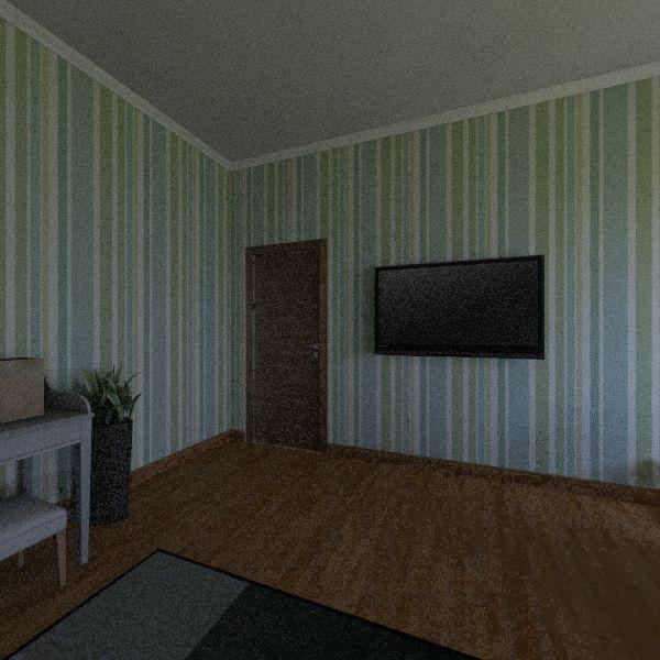 Cool house 1 Interior Design Render