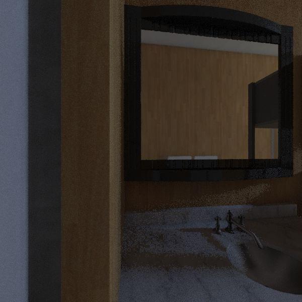 Lazienka W Interior Design Render