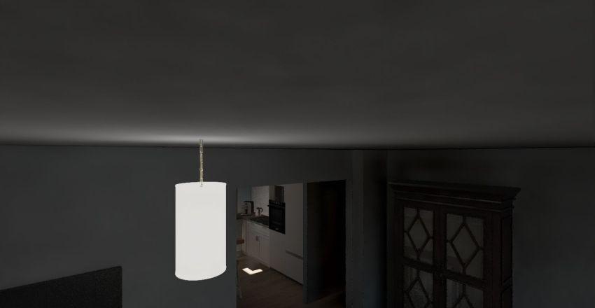 salon v3 Interior Design Render