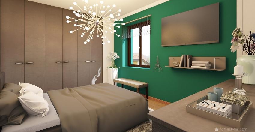 ALP ULTIMO Interior Design Render