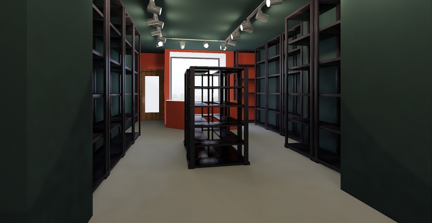 Sadov Interior Design Render
