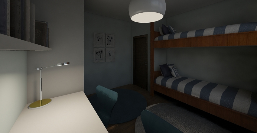 RD_byt1 Interior Design Render