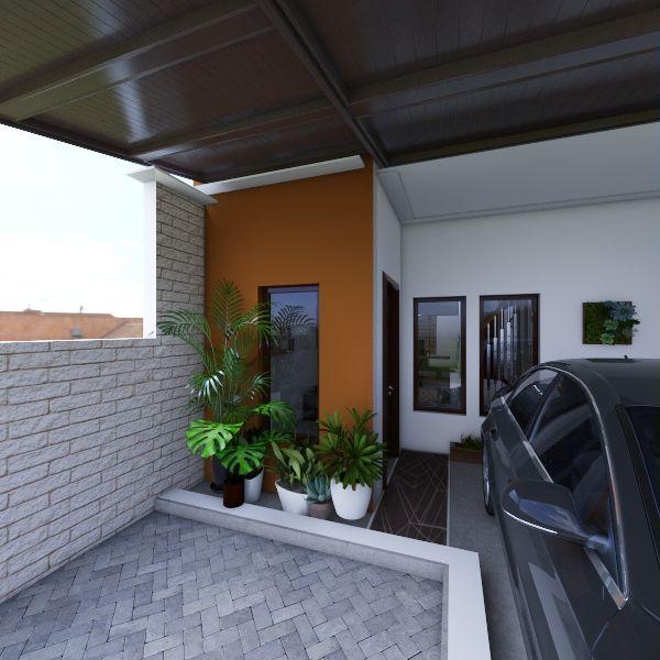 Rumakita 3D Interior Design Render