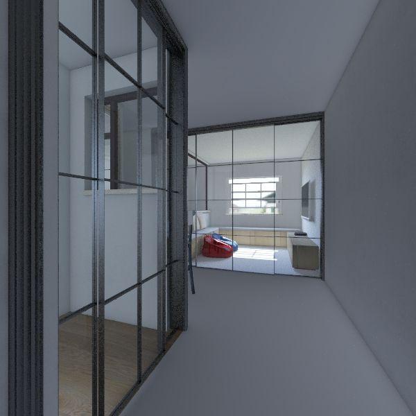 229B 11-447 Interior Design Render