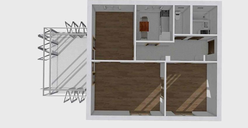szamóca Interior Design Render