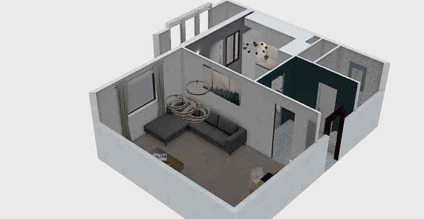160 Interior Design Render