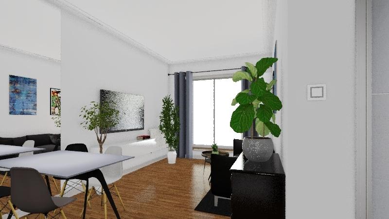 Witolda2 Interior Design Render