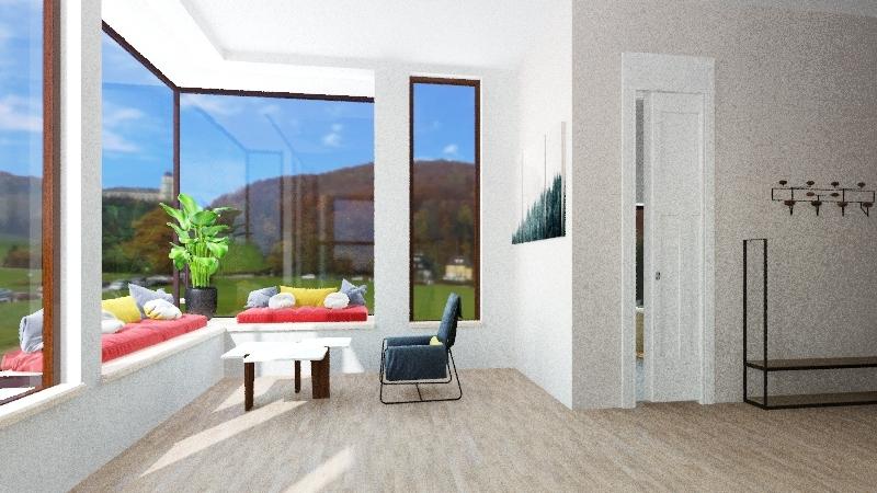 for Si  Interior Design Render