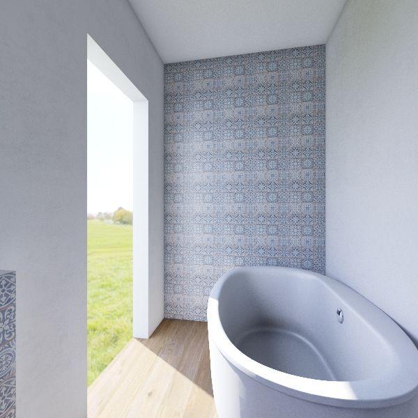 bagno masli Interior Design Render