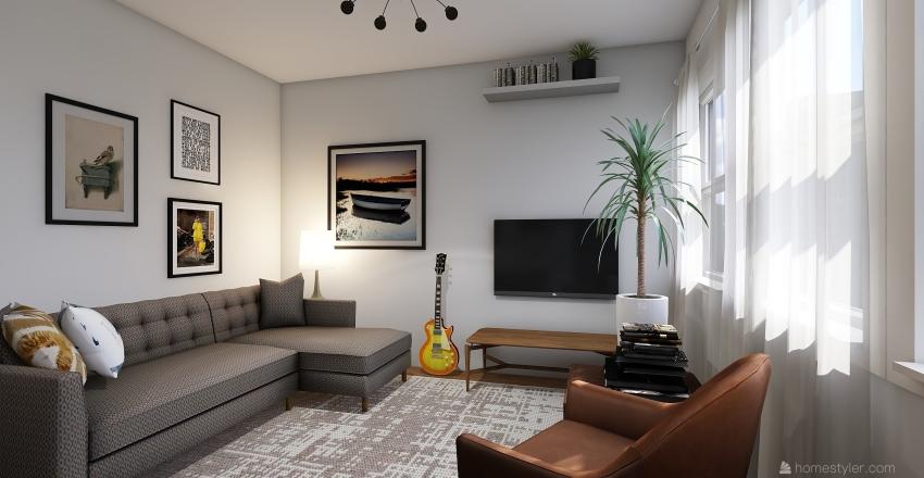living room 23/9.1 Interior Design Render
