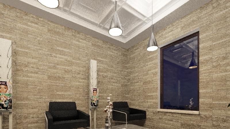 hann Interior Design Render