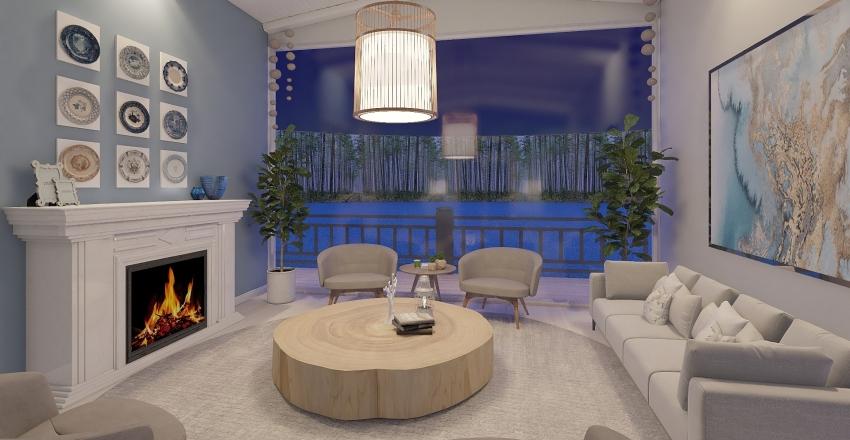 playa Interior Design Render