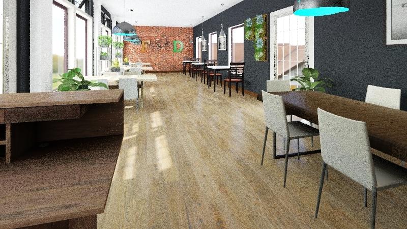 deylicious Interior Design Render