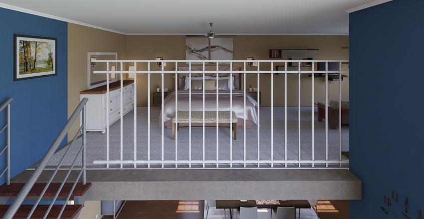 Timothy's 3rd House Interior Design Render