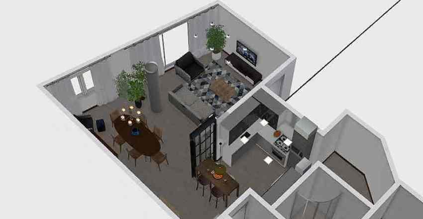 apkirk Interior Design Render