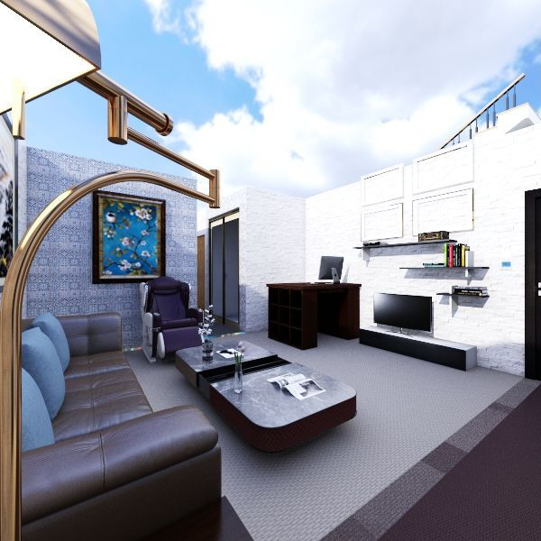 台北新設計 Interior Design Render